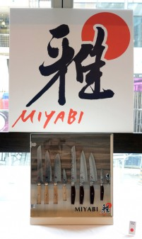 Miyabi knife set on eatlivetravelwrite.com