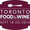 Toronto FOOD & WINE logo