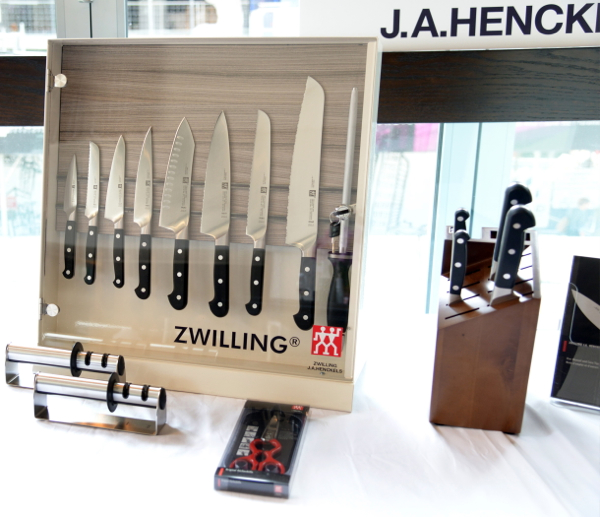 Zwilling knife set on eatlivetravelwrite.com