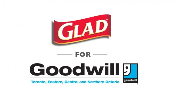 Glad for Goodwill logo