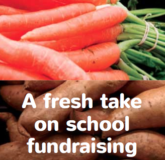 Fresh Take on School Fundraising