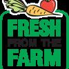 FreshFromTheFarm logo on eatlivetravelwrite.com