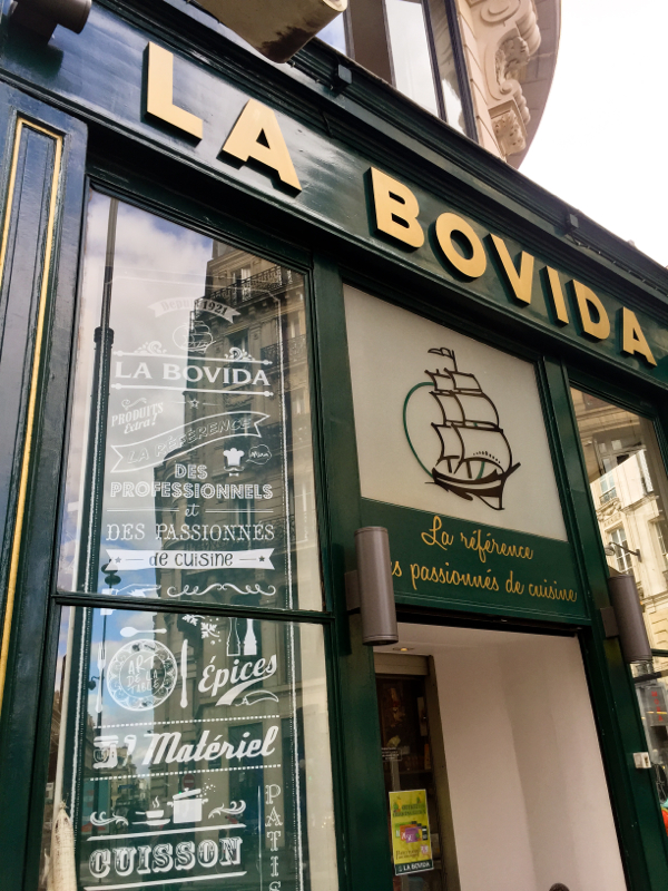 La Bovida in Paris on eatlivetravelwrite.com