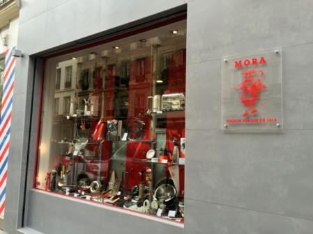Mora in Paris on eatlivetravelwrite.com