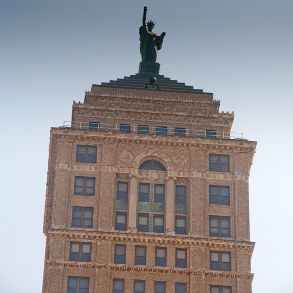 LIberty Building in Buffalo on eatlivetravelwrite.com