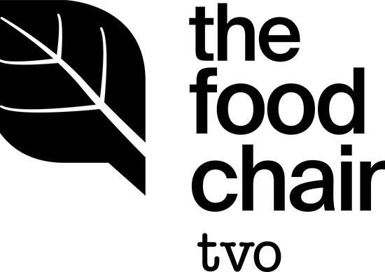 TVO The Food Chain logo on eatlivetravelwrite.com