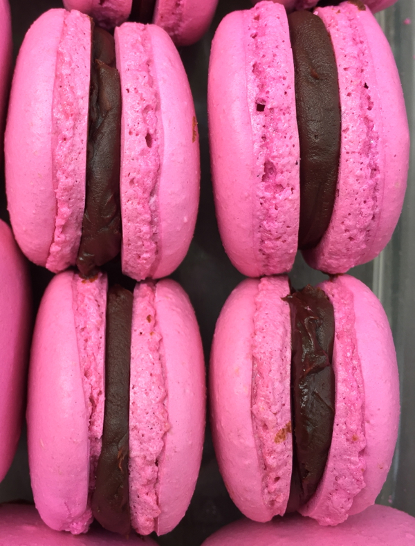 Macarons from Patisserie Made Simple on eatlivetravelwrite.com