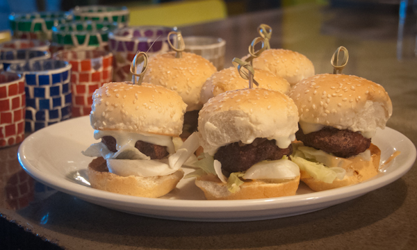 Sliders at Mata Bar Toronto on eatlivetravelwrite.com