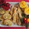 Puff pastry appetizers for the holidays on eatlivetravelwrite.com