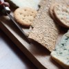 Ozerys lavash crackers on cheese board on eatlivetravelwrite.com
