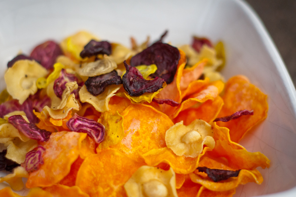 Dehydrated root vegetables on eatlivetravelwrite.com