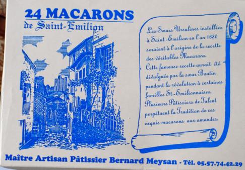 Macarons Bernard Meysan on eatlivetravelwrite.com