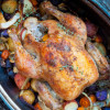 Roast chicken on eatlivetravelwrite.com