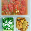 Jamie Oliver Everyday Super Food Amazing Mexican soup ready to go home on eatlivetravelwrite.com