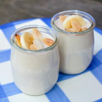 No bake cheesecake puddings on eatlivetravelwrite.com