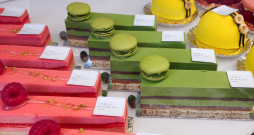 Sadaharu Aoiki cakes on eatlivetravelwrite.com