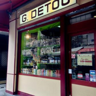 G Detou store on eatlivetravelwrite.com