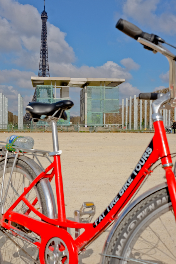 Fat Tire Bike Tours and Eiffel Tower on eatlivetravelwrite.com