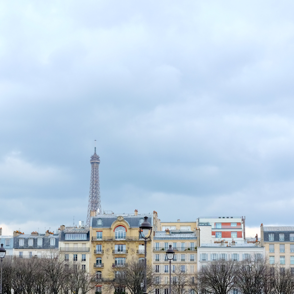 Eiffel Tower and 7th Arrondissement on eatlivetravelwrite.com