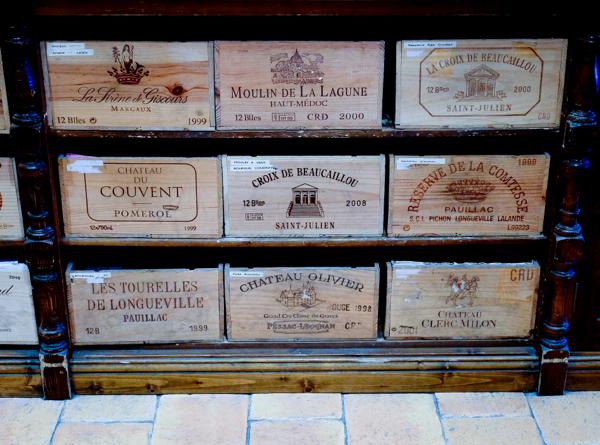 Wine store on Urban Adventures Gourmet Marais on eatlivetravelwrite.com
