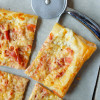 Croque monsieur galette slices on eatlivetravelwrite.com