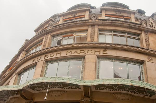 Au Bon Marche on eatlivetravelwrite.com