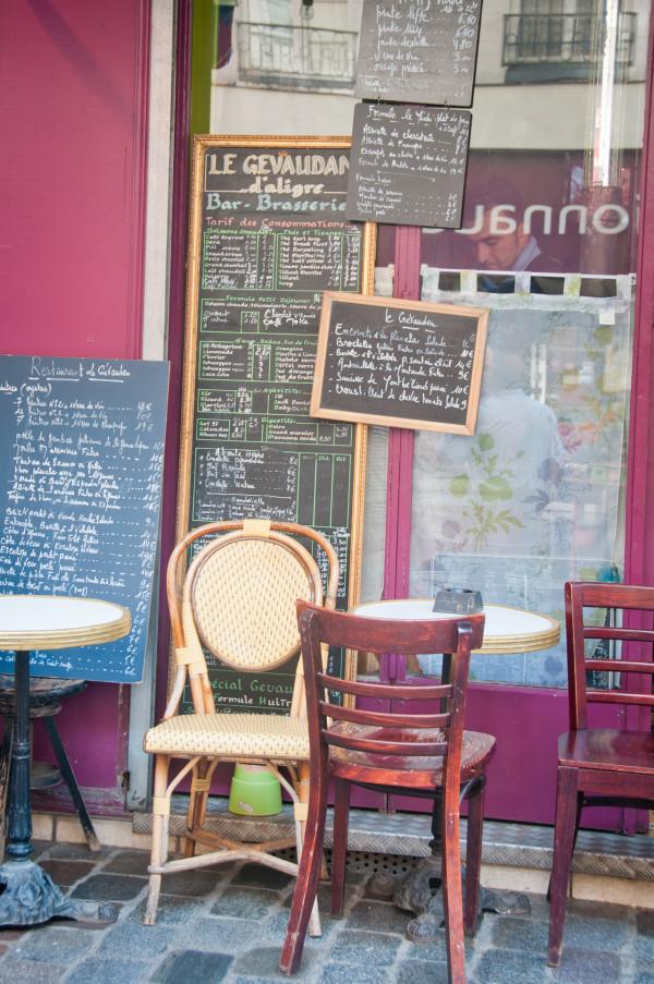 Café menus on eatlivetravelwrite.com