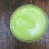 Green smoothie by Mardi Michels