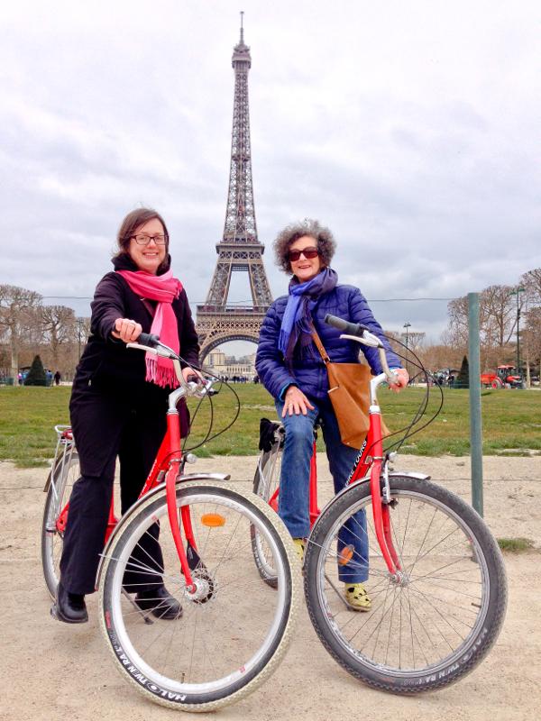 Paris By Bike With Fat Tire Tours Eat