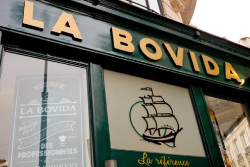 La Bovida near the rue Montorgueil on eatlivetravelwrite.com
