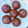 Chocolate thumbprint cookies from Abby Dodge The Everyday Baker on eatlivetravelwrite.com