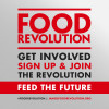 Food Revolution Feed the Futiure on eatlivetravelwrite.com