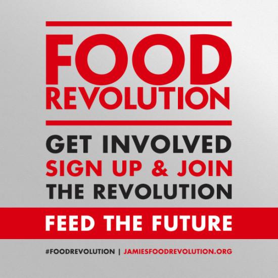 Food Revolution Feed the Futiure on eatlivetravelwrite.com