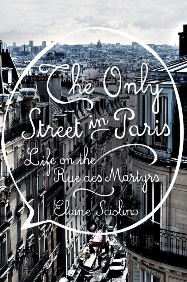 The Only Street in Paris cover