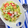David Lebovitz Fattoush from My Paris Kitchen on eatlivetravelwrite.com