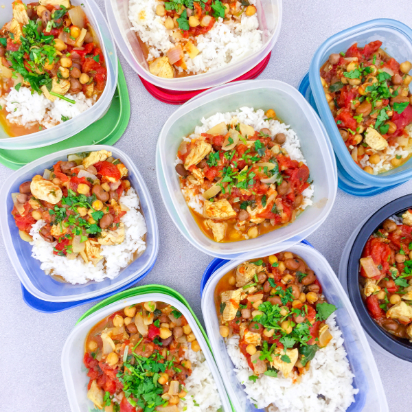 Jamie Oliver Food Revolution chicken and chick pea curry on eatlivetravelwrite.com