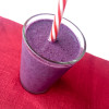 Blueberry pear and celery smoothie on eatlivetravelwrite.com
