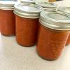 Homemade tomato sauce on eatlivetravelwrite.com