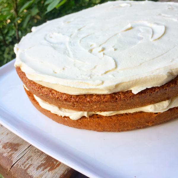Abby Dodge Carrot Cake on eatlivetravelwrite.com