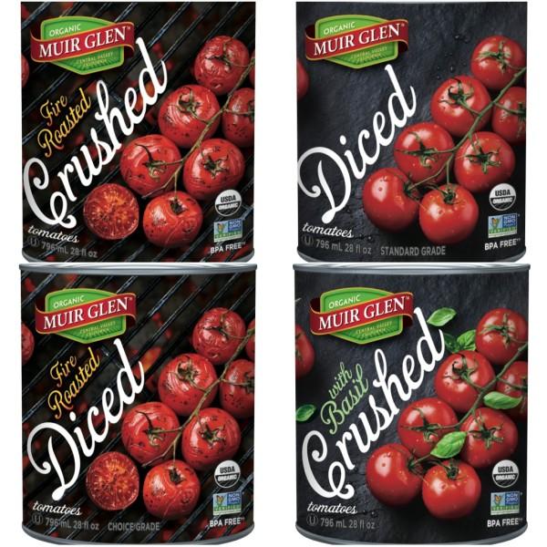 Muir Glen tomatoes on eatlivetravelwrite.com