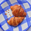 Patisserie made Simple croissants on eatlivetravelwrite.com