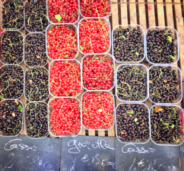 Berries at a French market on eatlivetravelwrite.com