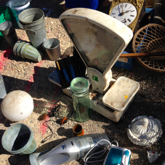 La brocante on eatlivetravelwrite.com