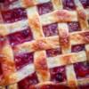Abby Dodge lattice pie from The Everyday Baker on eatlivetravelwrite.com