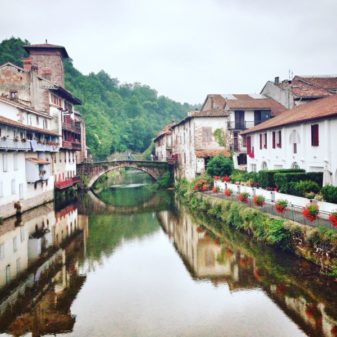 Saint-Jean-Pied-de-Port pretty town on eatlivetravelwrite.com