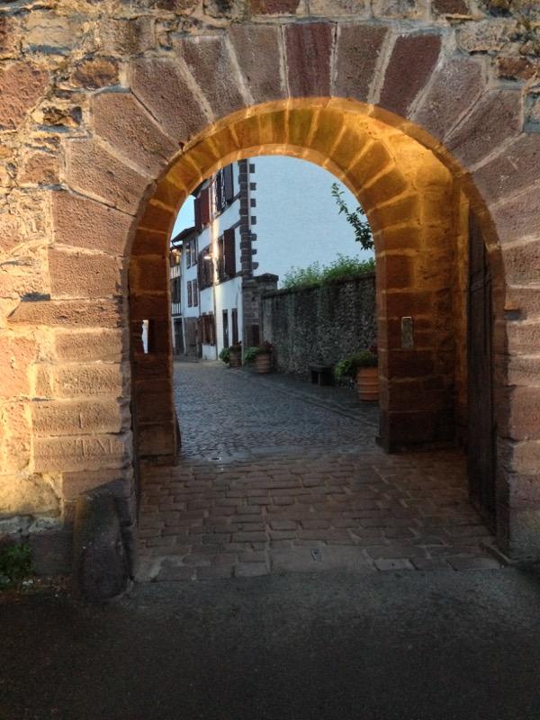 La Porte de Saint Jacques on eatlivetravelwrite.com