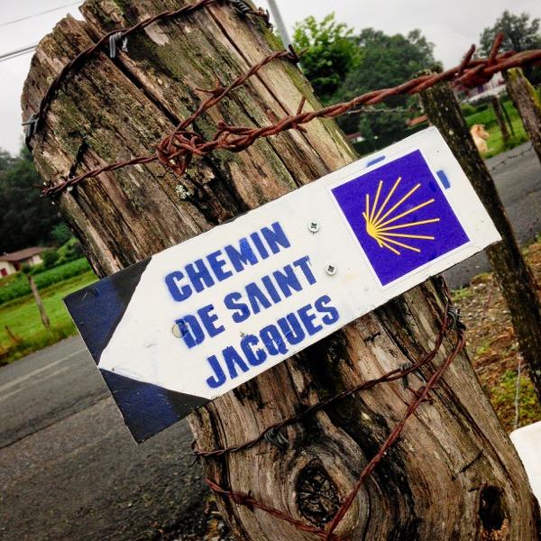 Chemin de Saint Jacques on eatlivetravelwrite.com