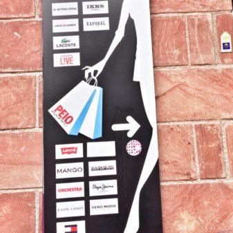 Arneguy shopping centre on Camino on eatlivetravelwrite.com