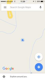 No idea where we are on the Camino on eatlivetravelwrite.com