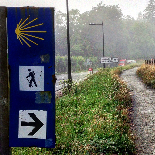 on the Camino on eatlivetravelwrite.com